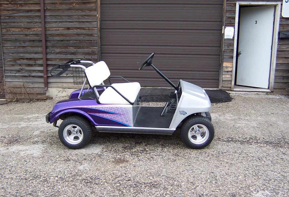 Carts For Sale - RSI Custom Golf Carts - 26073 W Grand Ave